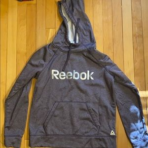 Reebok sweatshirt purple/lavender